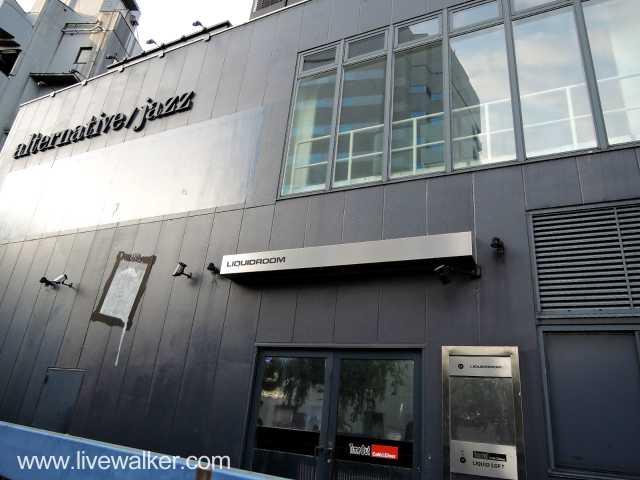 恵比寿リキッドルームの写真