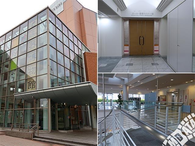 アクトシティ浜松 音楽工房ホールの写真