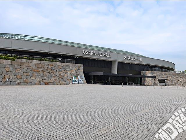 大阪城ホールの写真