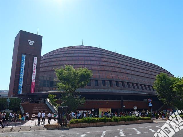 神戸ワールド記念ホールの写真