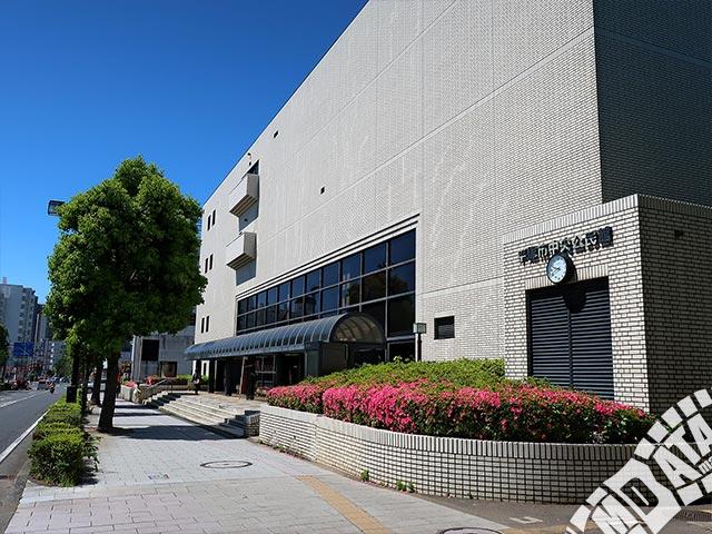 平塚市中央公民館の写真
