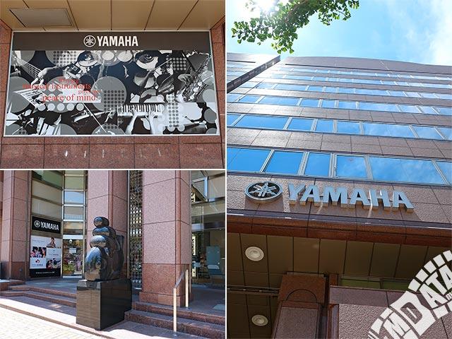 ヤマハミュージック神戸店の写真