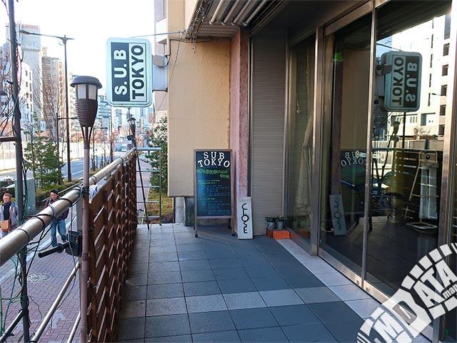 中野坂上S.U.B TOKYOの写真