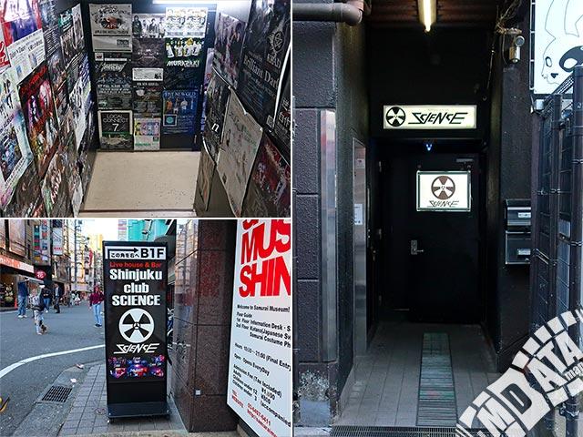 新宿club SCIENCEの写真