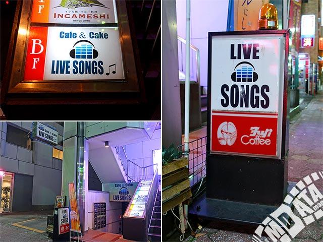 名古屋LIVE SONGSの写真