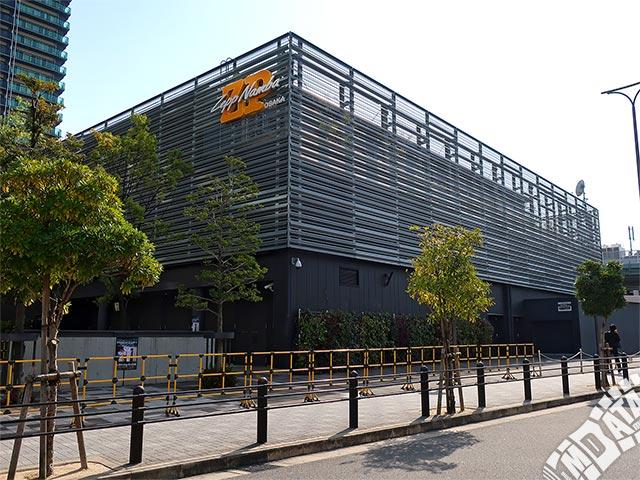 Zeppなんば大阪の写真