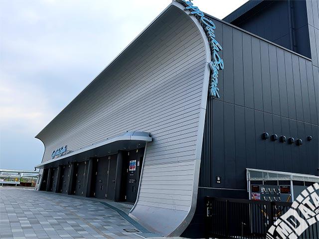 Zepp Osaka Baysideの写真