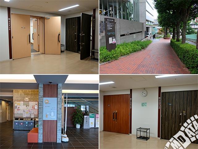 五反田文化センタースタジオの写真