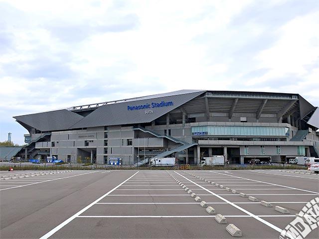パナソニックスタジアム吹田の写真