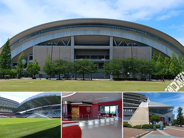 ノエビアスタジアム神戸の写真