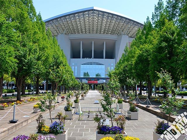 埼玉スタジアム2002の写真