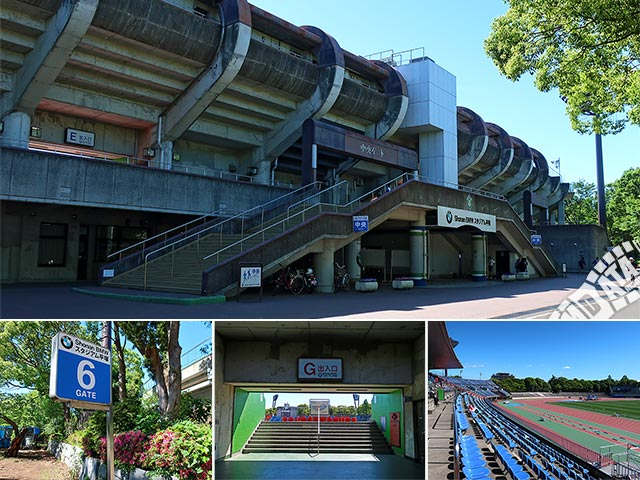 Shonan BMW スタジアム平塚の写真