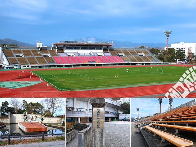 西京極スタジアムの写真