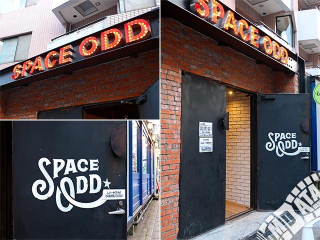 代官山SPACE ODDの写真
