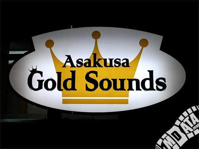 浅草Gold Soundsの写真