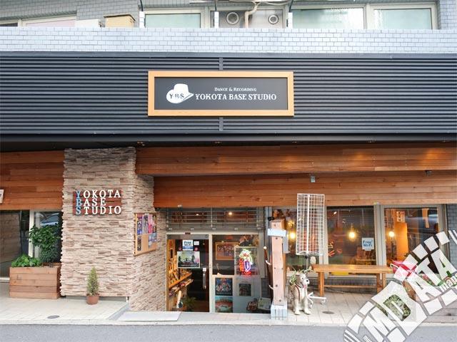 YOKOTA BASE STUDIOの写真