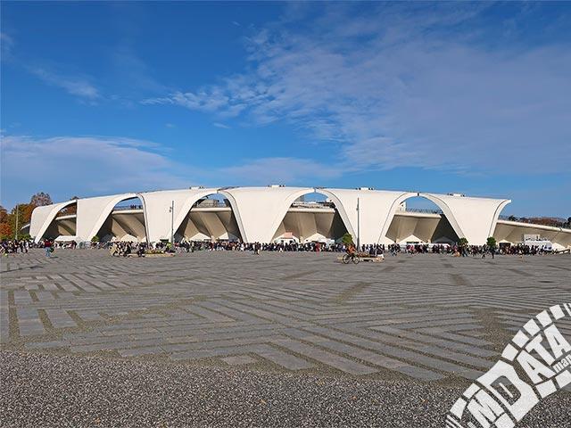 駒沢オリンピック公園陸上競技場の写真