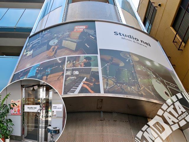 Studio nei(スタジオネイ)の写真 撮影日:2017/7/23 Photo taken on 2017/07/23