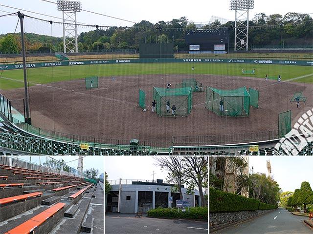 浜松球場の写真