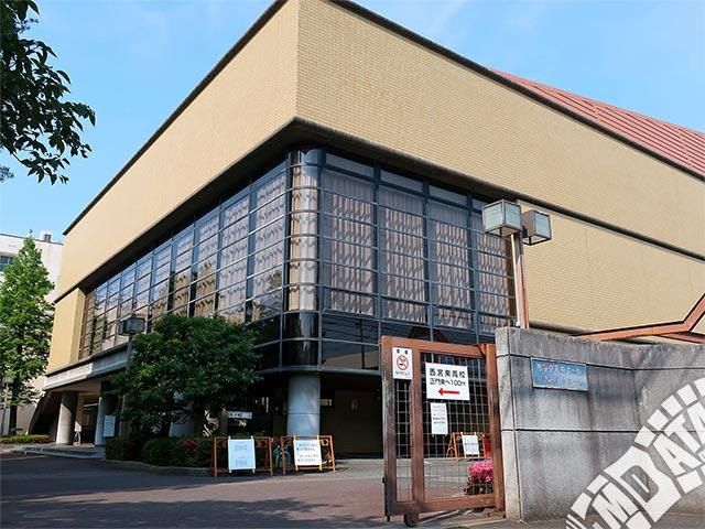 なるお文化ホールの写真