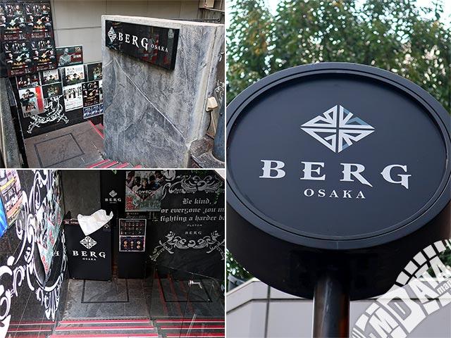 BERG OSAKAの写真
