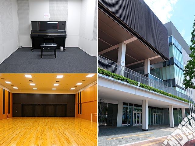 カルッツかわさき アクトスタジオ・音楽練習室の写真