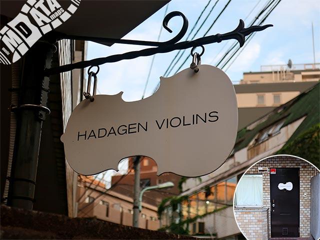 羽田弦ヴァイオリンズの写真