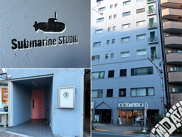 Submarine STUDIOの写真