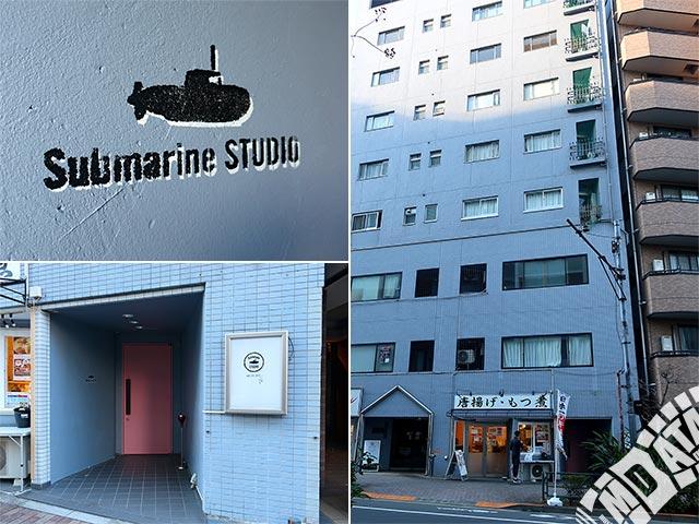 Submarine STUDIOの写真 撮影日:2018/12/25 Photo taken on 2018/12/25
