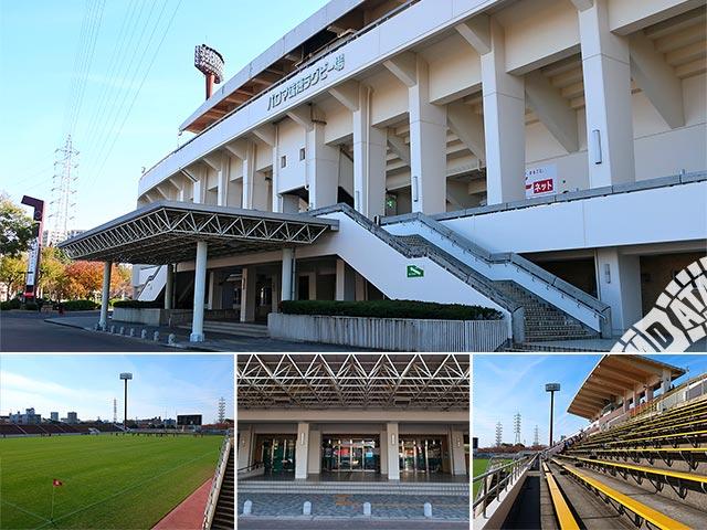 パロマ瑞穂ラグビー場の写真