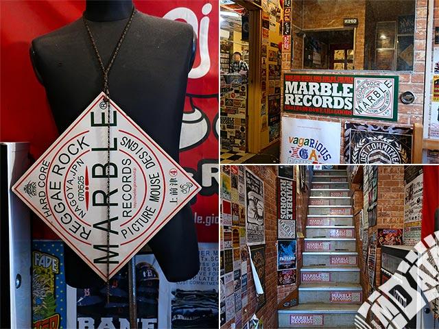 名古屋マーブルレコードの写真