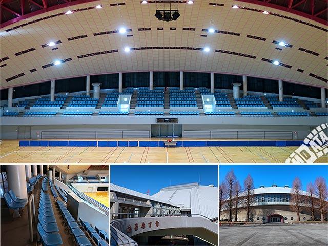 清原体育館の写真