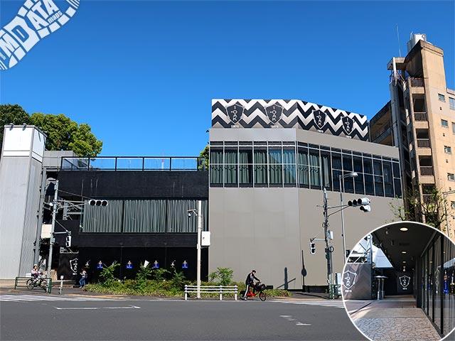 六本木1OAK TOKYOの写真