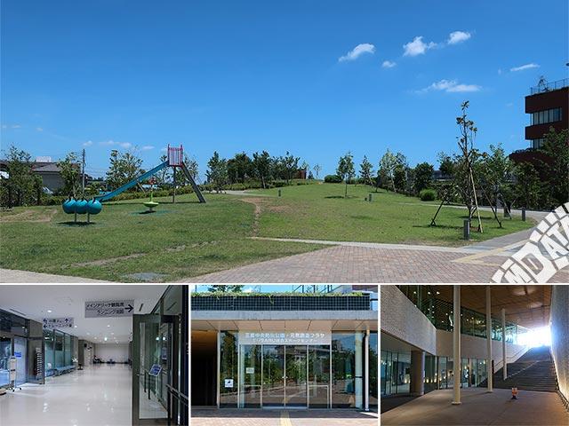 SUBARU総合スポーツセンターの写真