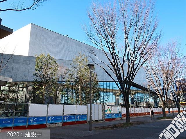 立川ステージガーデンの写真