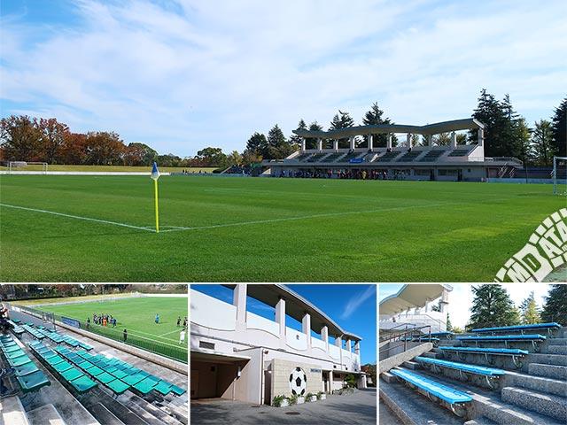 保土ケ谷公園サッカー場の写真