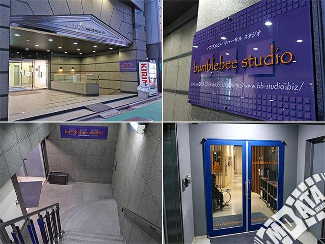 バンブルビースタジオの写真
