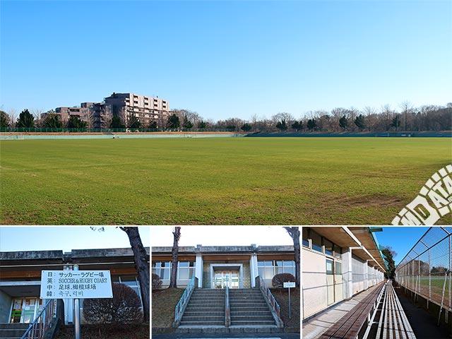 千葉県総合スポーツセンターサッカー・ラグビー場の写真