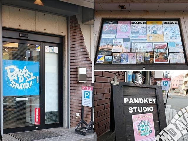 パンキースタジオの写真