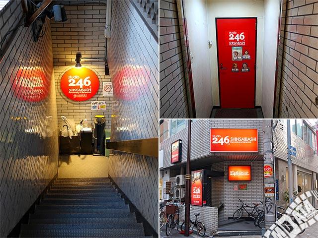 スタジオ246心斎橋の写真