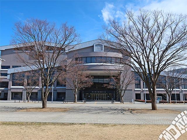 キッセイ文化ホールの写真