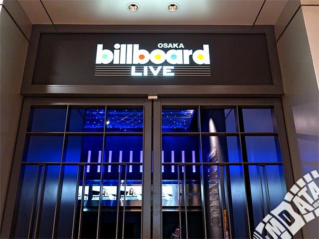 ビルボードライブ大阪の写真