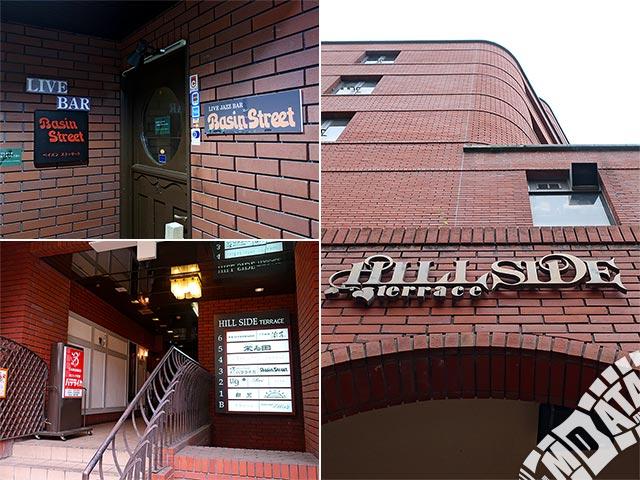 神戸ベイズンストリートの写真