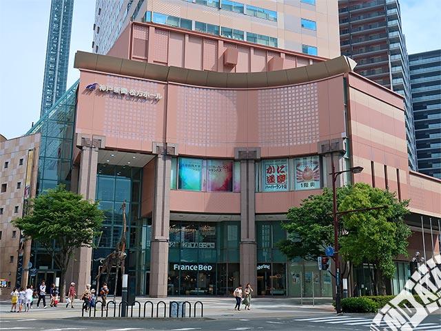 神戸新聞松方ホールの写真
