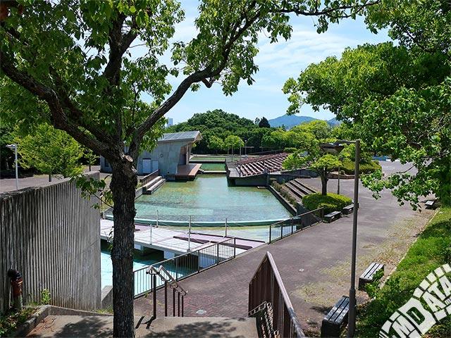 神戸総合運動公園 野外ステージの写真