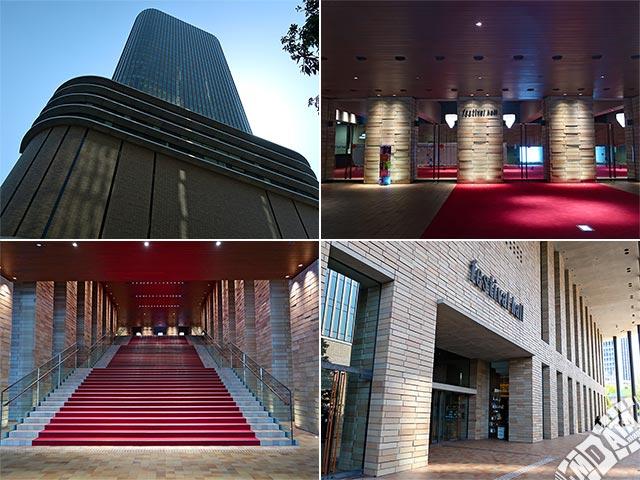 大阪フェスティバルホールの写真