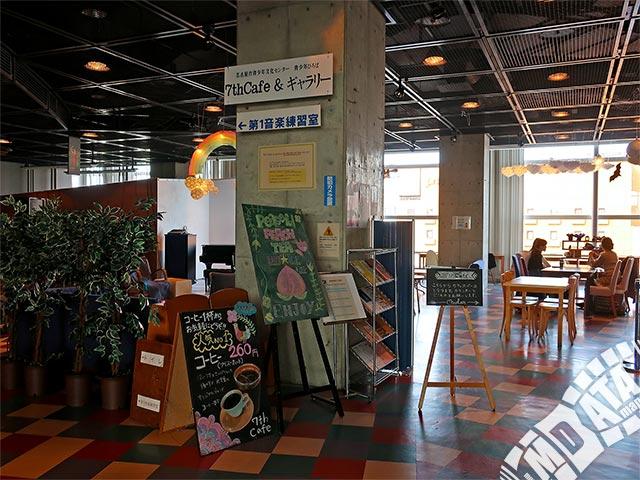 7th cafeの写真