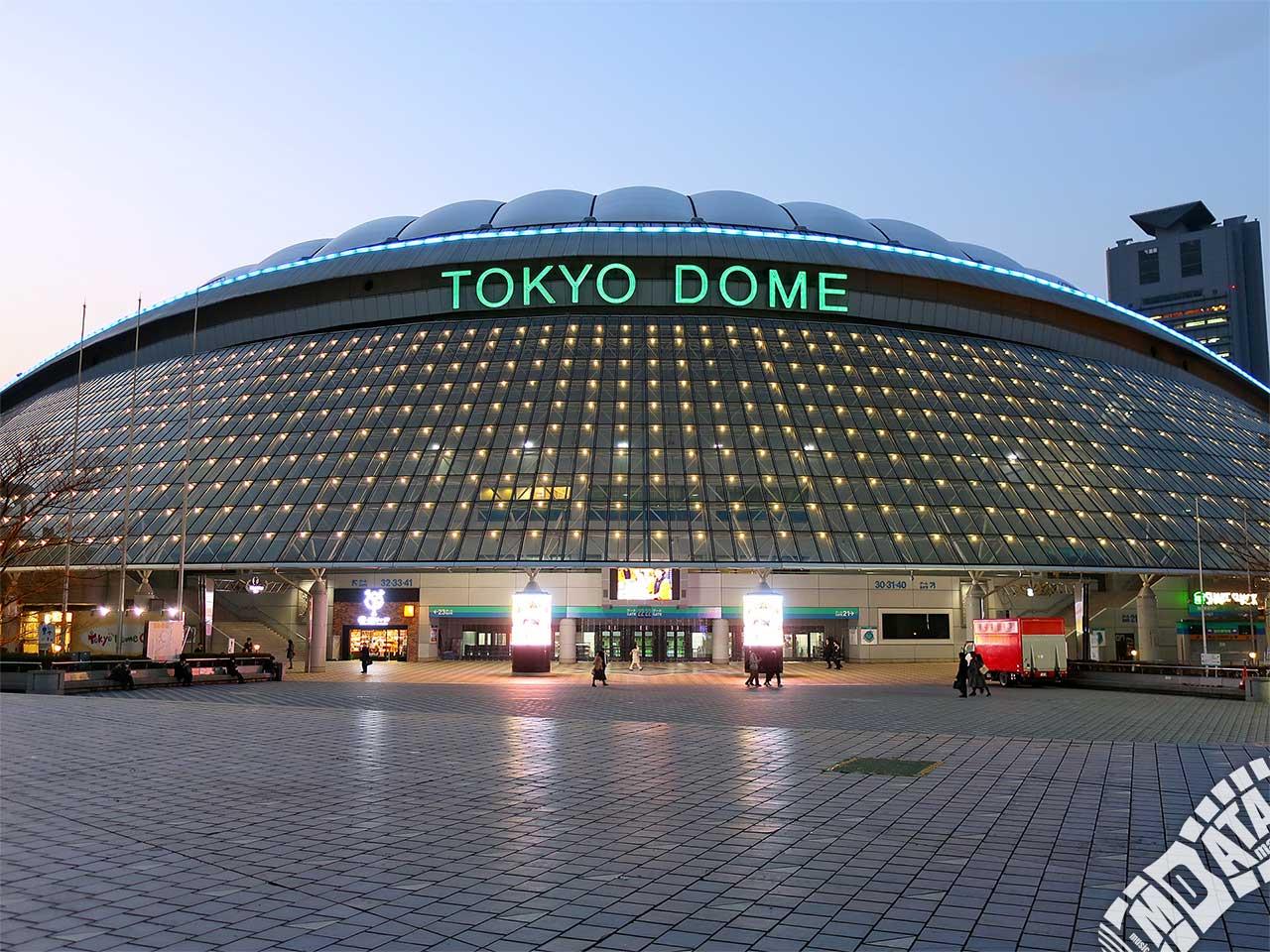 東京ドームの写真 撮影日:2019/3/5 Photo taken on 2019/03/05