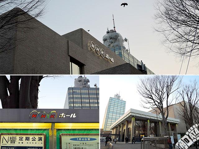 NHKホールの写真