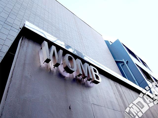 渋谷WOMB(ウーム)の写真